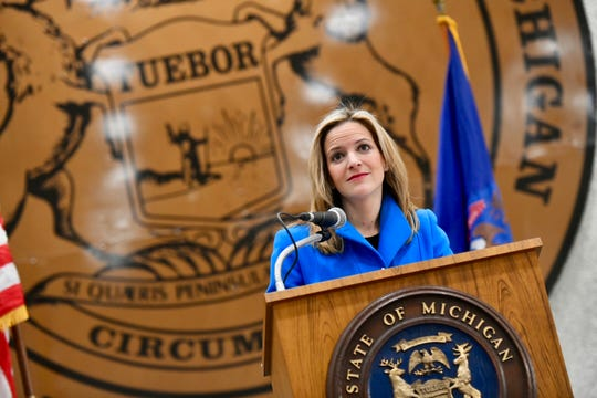 Benson Outlines Plan To Shorten Wait Times At Secretary Of
