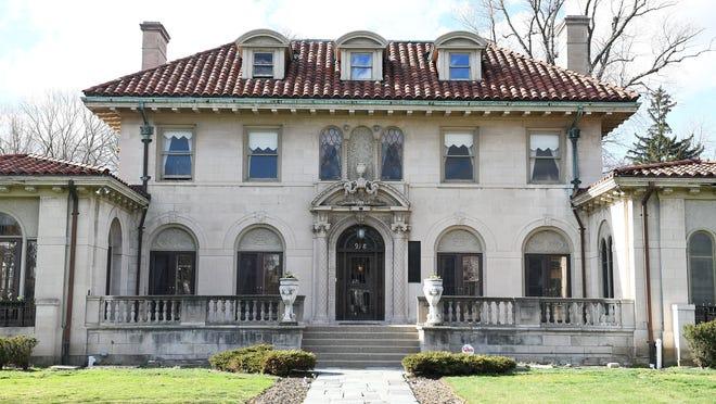 Motown Mansion Berry Gordy