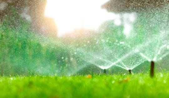 Ensure a long life for your irrigation system with regular maintenance. (Dreamstime)