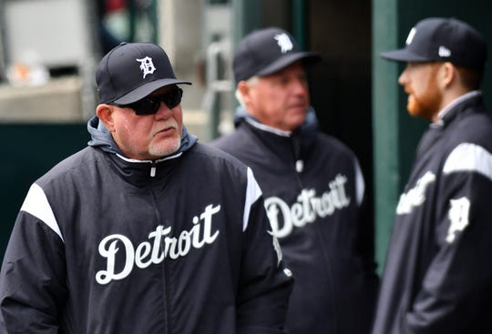 Tigers manager Ron Gardenhire