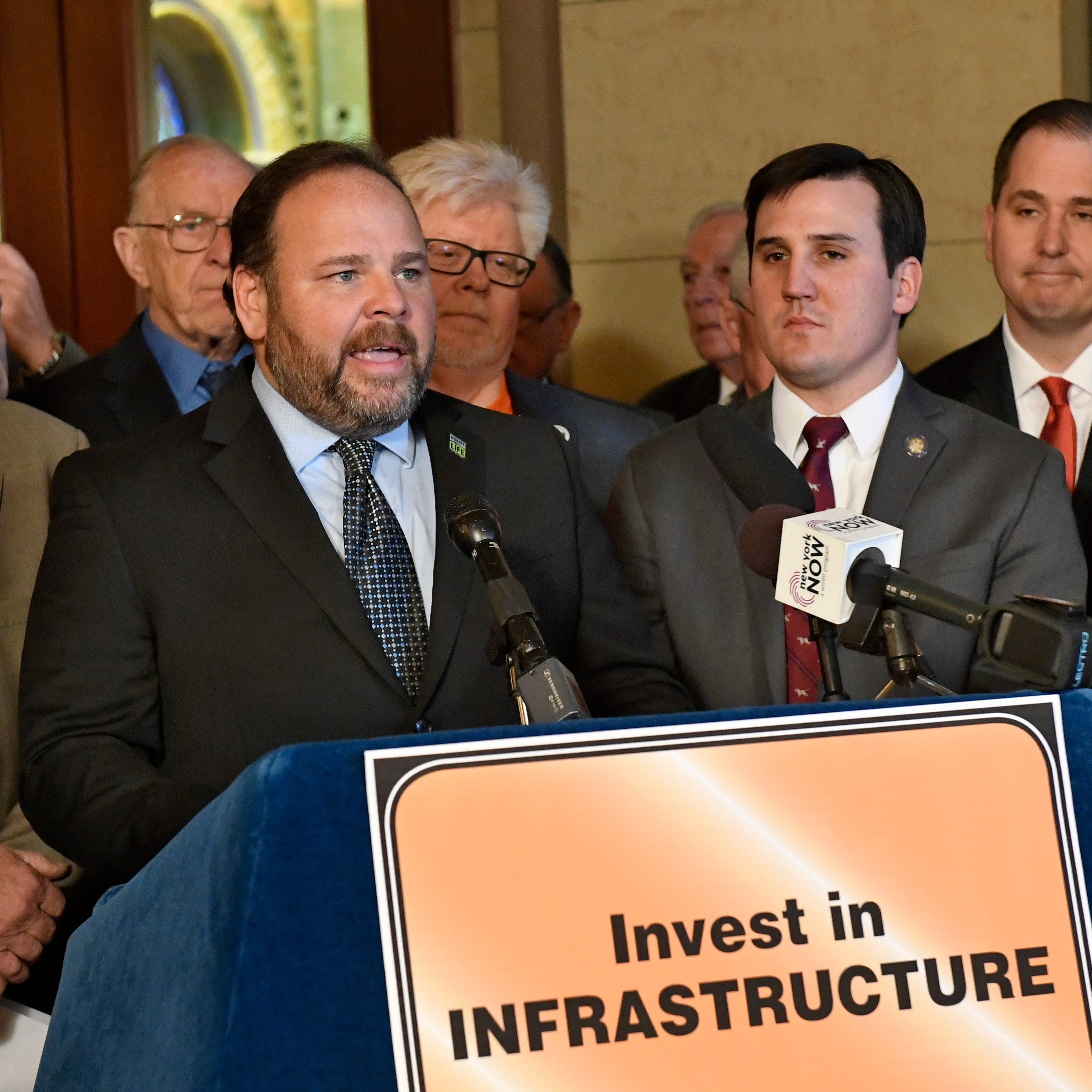 Your Turn: New York state budget is alarming for upstate, Palmesano says