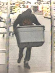 Police are asking for help locating this man who is accused of stealing nearly $14,000 worth of cigarettes from a Fort Myers Walmart on Tuesday, April 9, 2019.