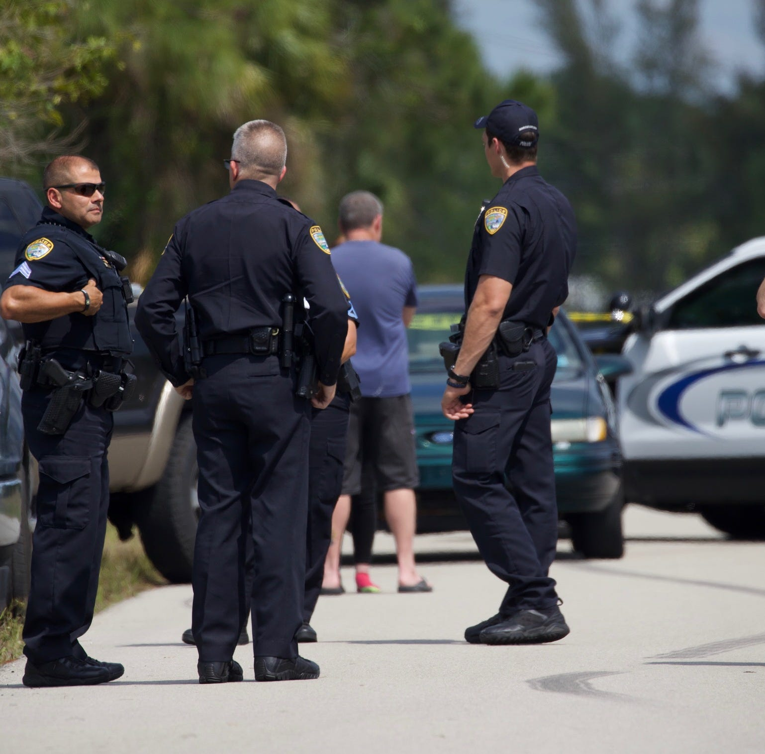 Cape Coral police investigating 'shooting incident'