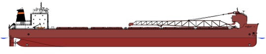 A Great Lakes Bulk Carrier, the first of its kind since 1983, will be built at Fincantieri Bay Shipbuilding in Sturgeon Bay, Wisconsin for The Interlake Steamship Company.