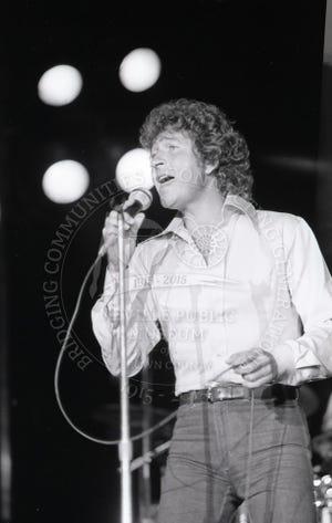 Mac Davis performs Sept. 5, 1978, at Brown County Veterans Memorial Arena in Ashwaubenon.