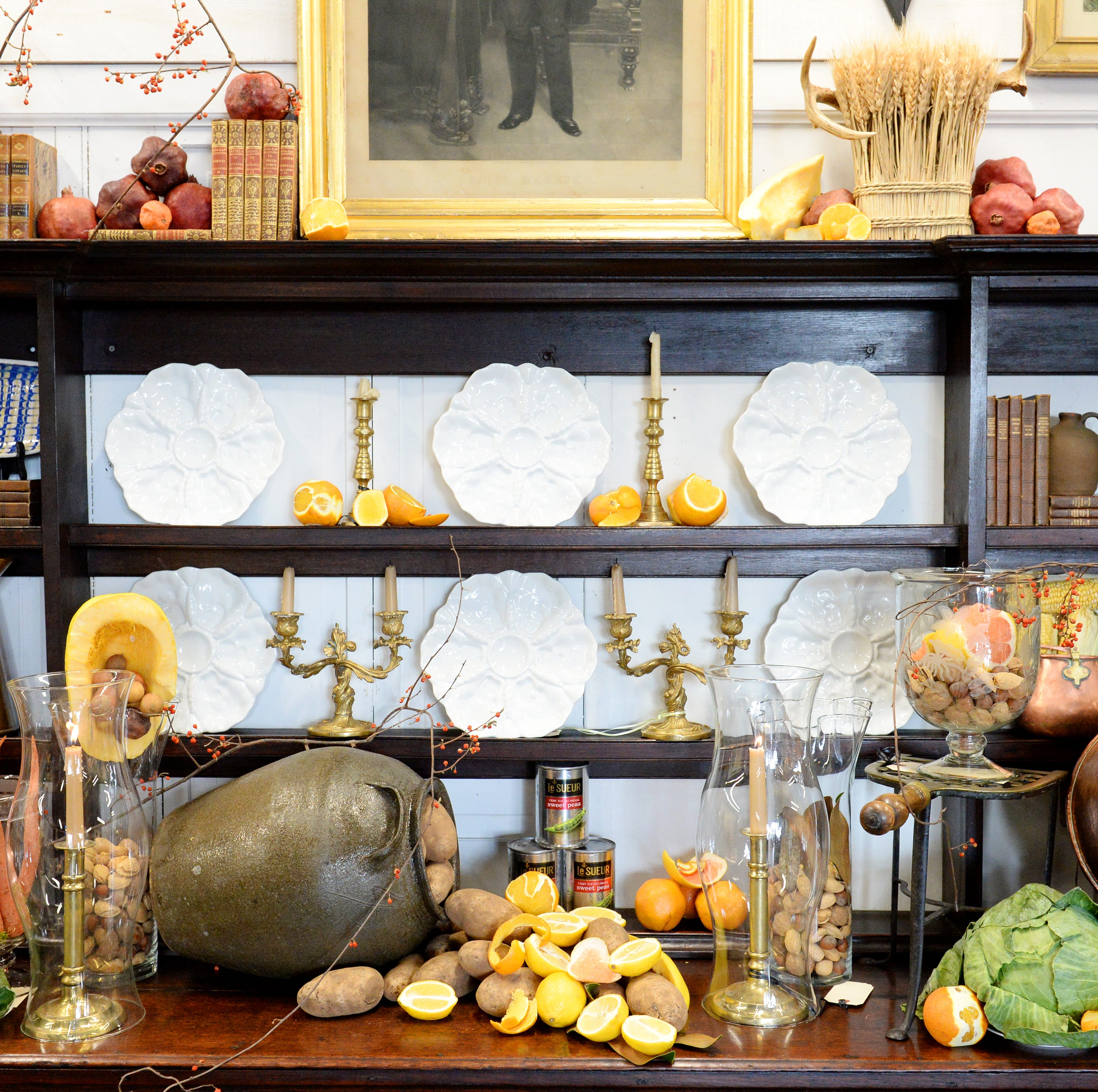 Finding antiques for your home can be a treasure hunt
