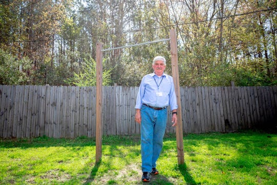 Stan Burtt, a former warden, opened a shelter for the homeless called Home of Hope in in Summerville, SC. Burtt worked as a warden in South Carolina's Department of Corrections for 20 years.