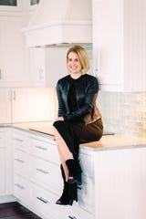 Sarah O'Dell, owner of Dwell Chic