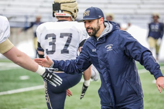 Kane Ioane is the new defensive coordinator of the Montana State Bobcats. He replaces Ty Gregorak, who left coach Jeff Choate's staff after last season.