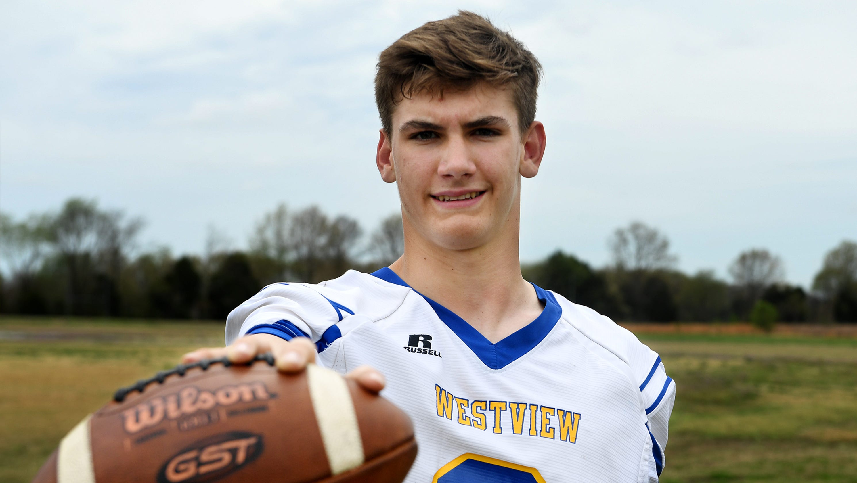 Football recruiting: Westview quarterback Ty Simpson back to work