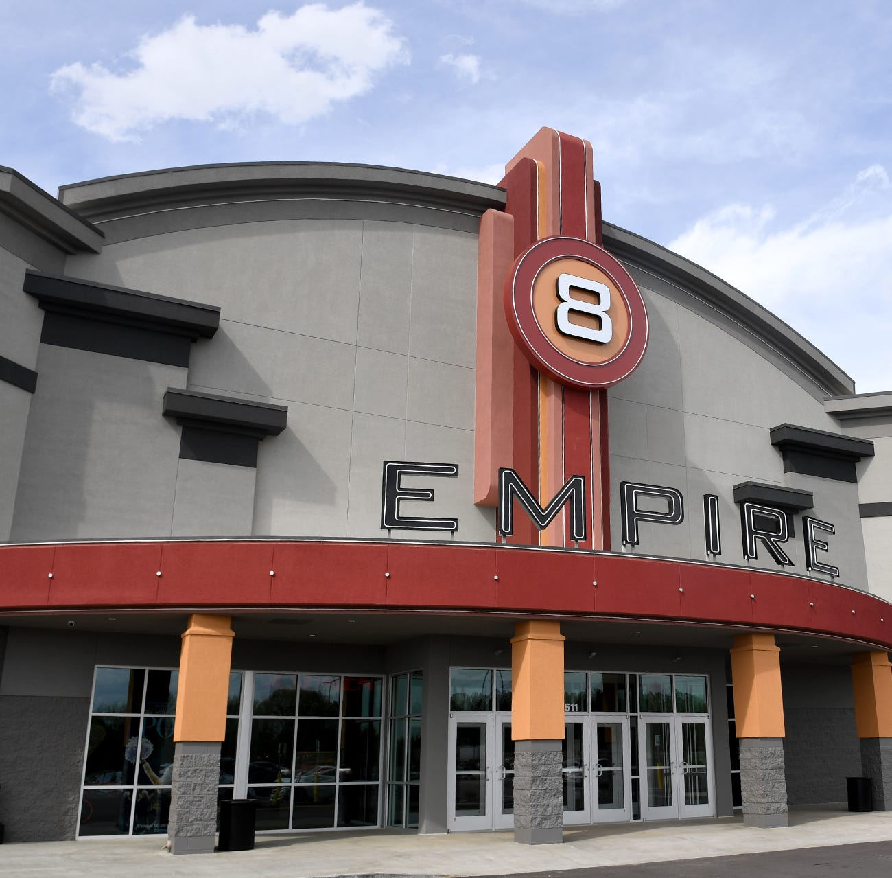 Empire 8 opens, hopes to be the premier movie theater in Jackson