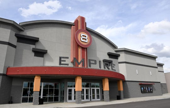 Empire 8 is the newest movie theater in Jackson.