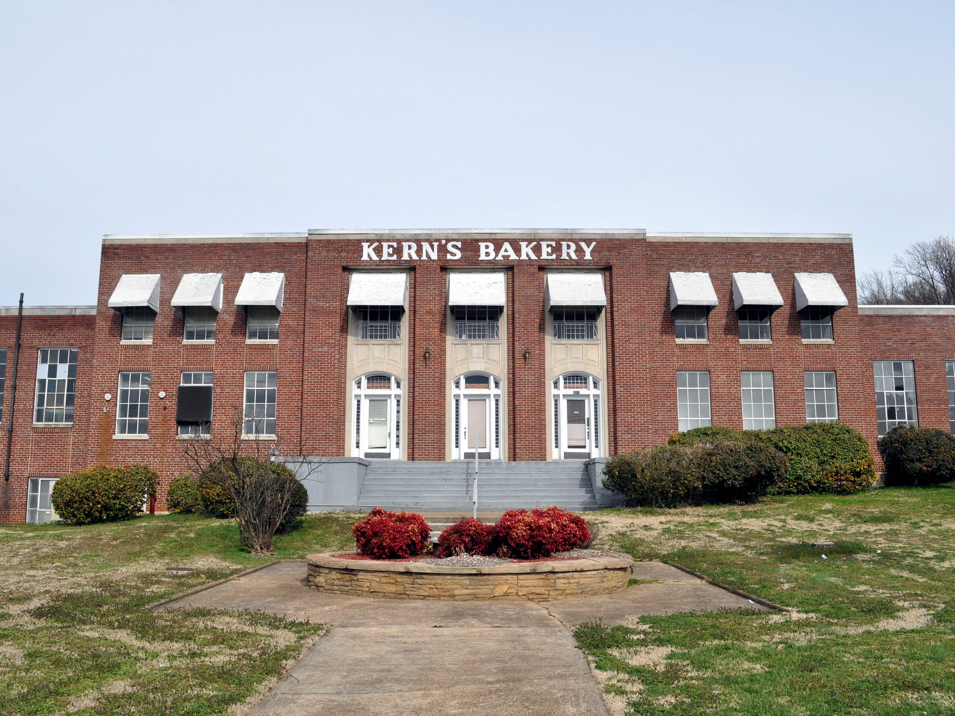 Built in 1931, the now empty Kerns Bakery sits at 2110 Chapman Highway in South Knoxville. The City Council voted this week to begin the process to historically designate the property that would prevent the building from demolition.  (COURTESY, KNOX HERITAGE, INC.)