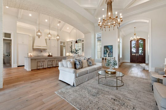 This 5BR, 4.3 BA home has 5,010 sq ft of living area and is listed for sale at $1,399,000.