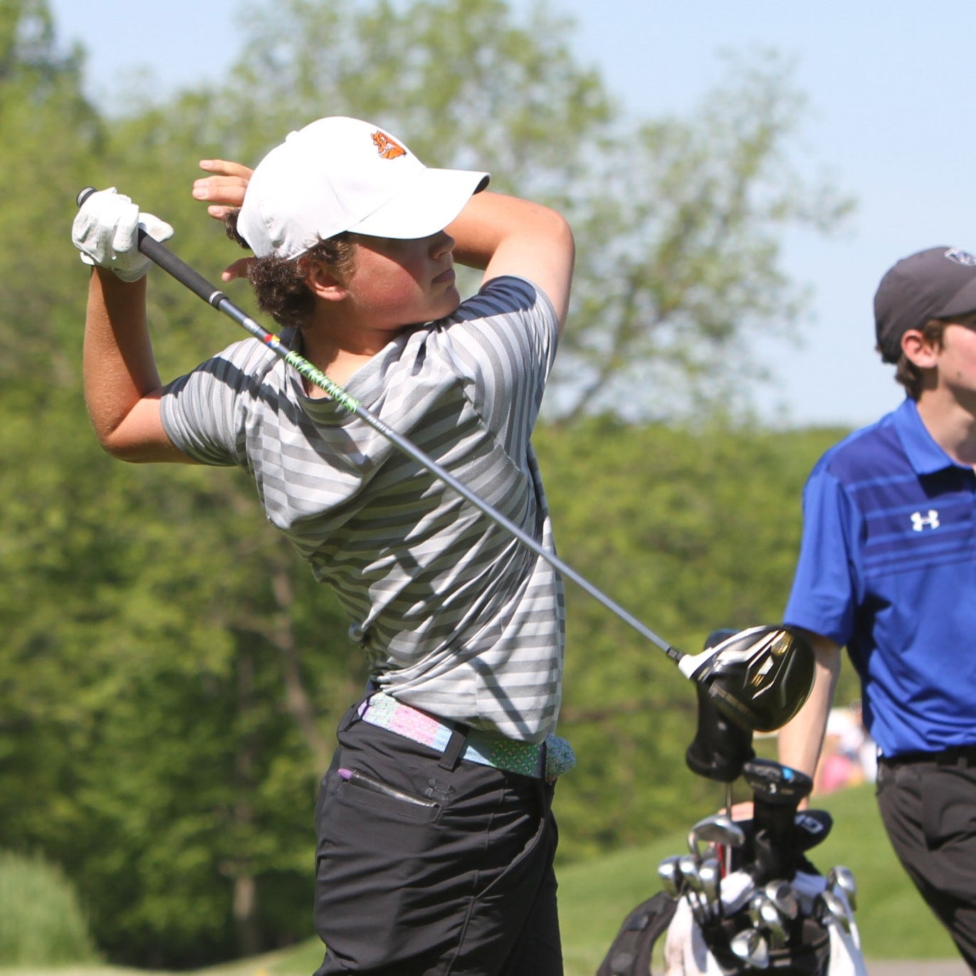 2019 preseason top 5 boys golfers in Livingston County