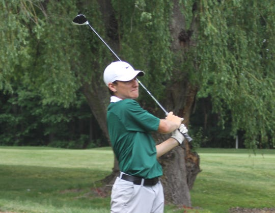 Graham Hassan leads a solid core of returning golfers for Howell.