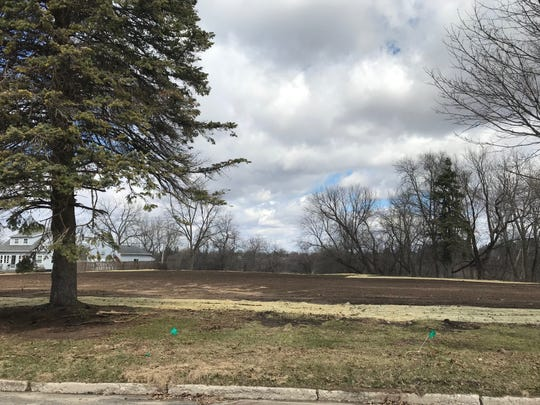 The property that once held the Riverview Apartments is now clear of all debris.