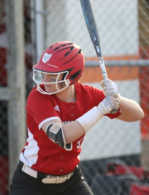 Plymouth's Morgan Chaffins ripped a walkoff home run to beat Monroeville last week.
