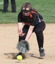 Lucas' Kali Nolen will look to make the most of her 2020-21 high school season.