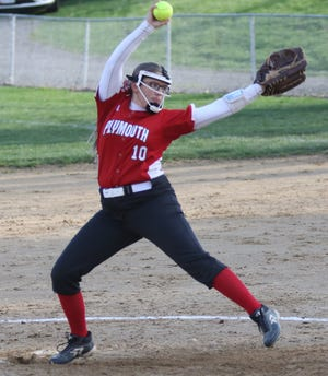 Plymouth's Ariel Plank hopes to lead the Big Red back to a Frielands Conference championship.