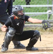 Lucas' Morgan Spiter is starting to heat up at the plate and has the Lady Cubs on their way to clinching the Mid-Buckeye Conference championship.