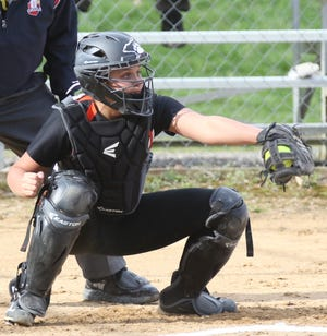 Lucas' Morgan Spitler was named the 2019 Mid-Buckeye Conference softball Player of the Year.