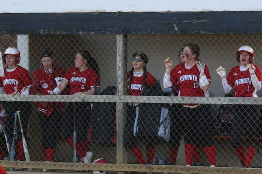 The Plymouth Lady Big Red live by the motto from a popular Disney movie to fuel success on the softball diamond.