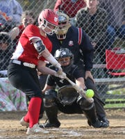 Plymouth's Morgan Chaffins was a first team All-Firelands Conference selection as a freshman and now brings her experience to the 2019 team.