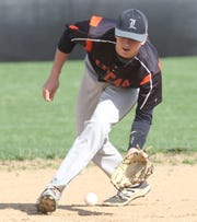 Lucas' Logan Niswander gives the Cubs a chance to win every game with his pitching dominance.