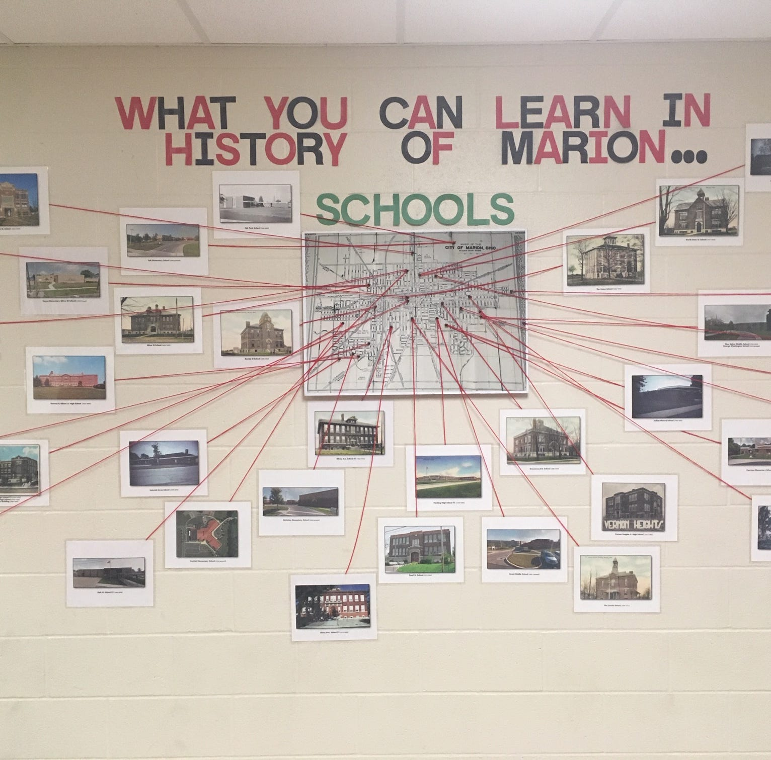 MarionMade: McCrery brings Marion's history to life for Harding students