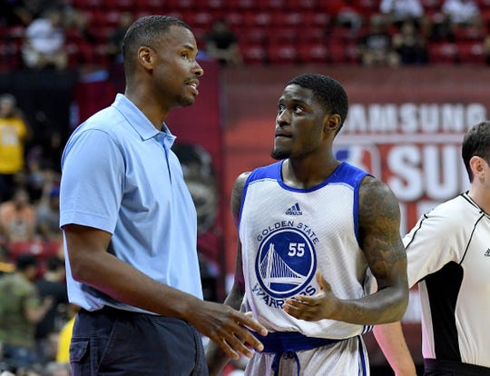 Jarron Collins -- A Golden State Warriors assistant since 2014, Collins, 40, is in line to receive consideration for head coaching opportunities this offseason, should he wish to take the next step. The former Stanford standout and NBA veteran has three titles with the Warriors and would be widely respected by players because of his own playing pedigree and championship experience as an assistant.