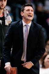 Nate Tibbetts -- A former G-League head coach and longtime NBA assistant currently in his sixth season with the Trail Blazers, Tibbetts, 41, is regularly mentioned among the pool of NBA assistants who could be in line for a head coaching job. He was previously an assistant with the Cavaliers and has paid his dues in the assistant ranks. He played collegiately at South Dakota.
