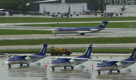 DNR orders Mitchell Airport to cleanup 'forever' chemicals detected in Lake Michigan tributaries