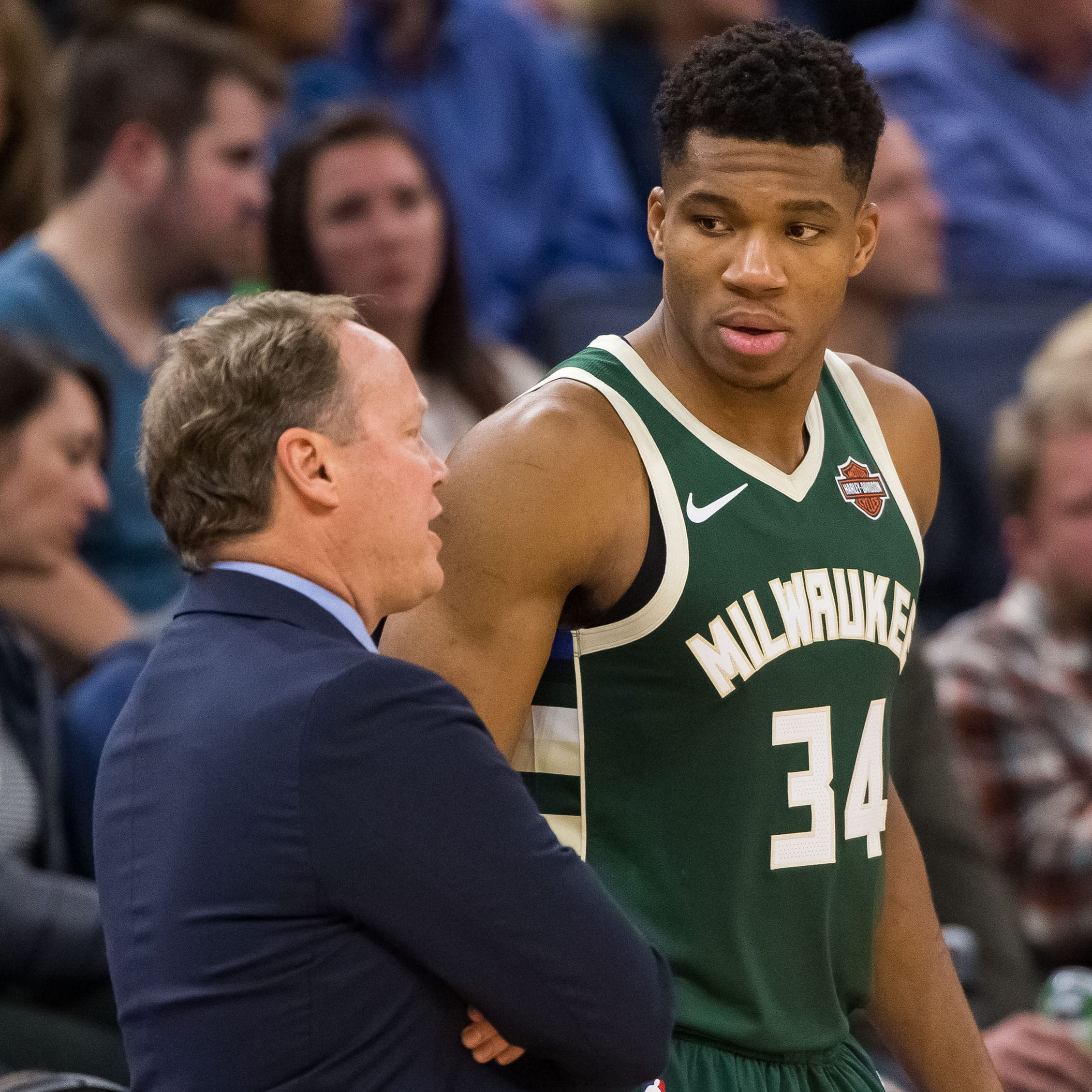 Giannis Antetokounmpo and Mike Budenholzer are worthy of top NBA individual awards