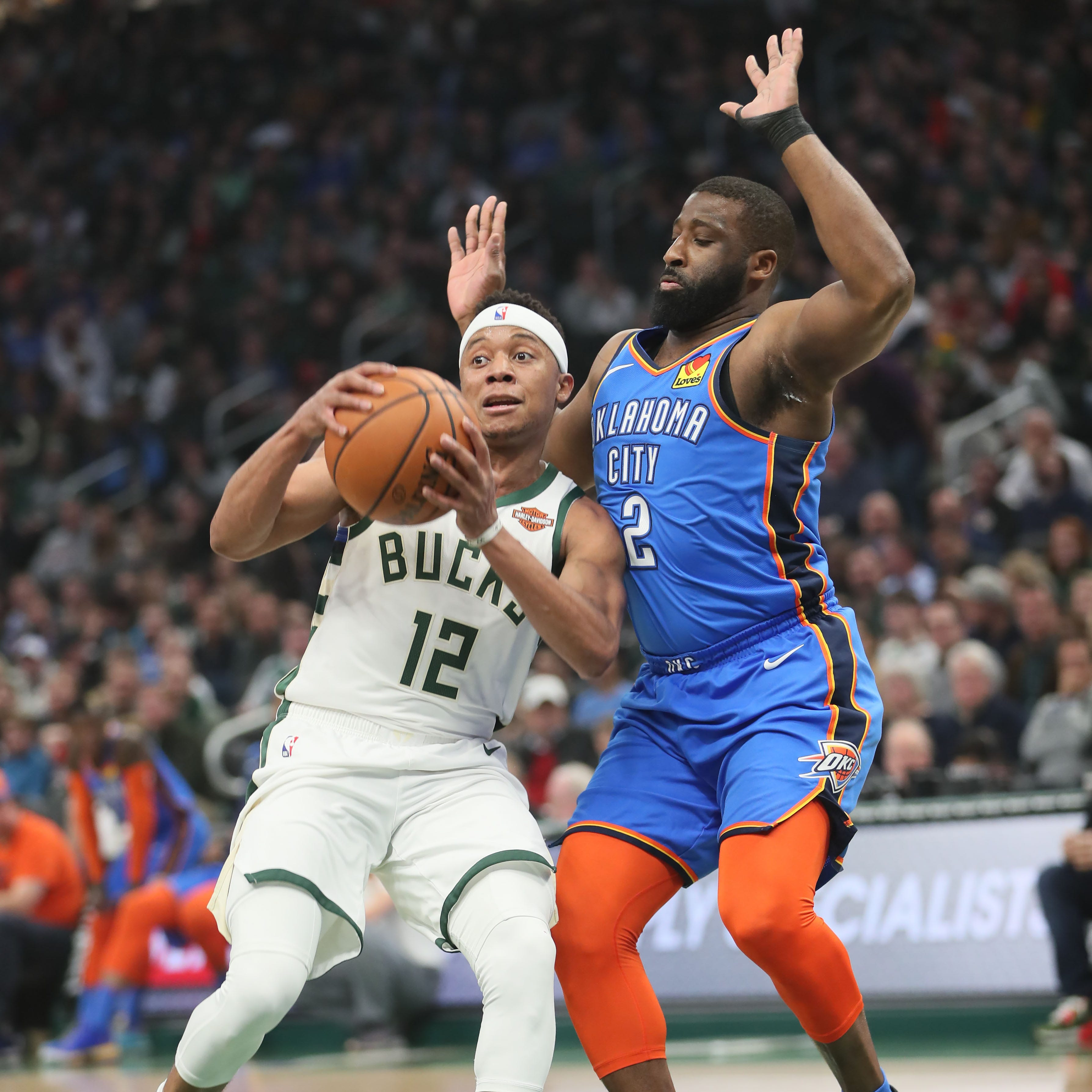 Thunder 127, Bucks 116: Regular season comes to an end, but Pistons, playoffs are on deck
