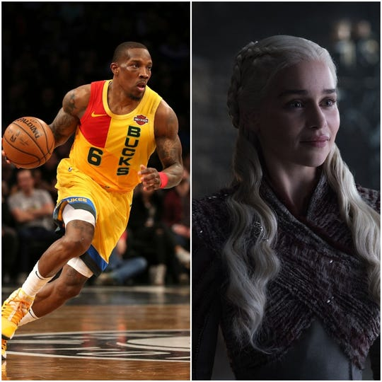 Eric Bledsoe and Daenerys Targaryen
