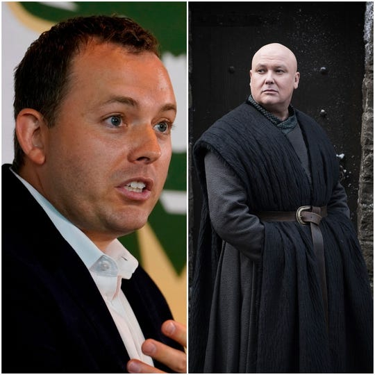 Jon Horst and Varys