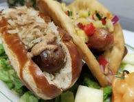 CBD infused brats, mustard and sauerkraut are new items at the Milwaukee Brat House