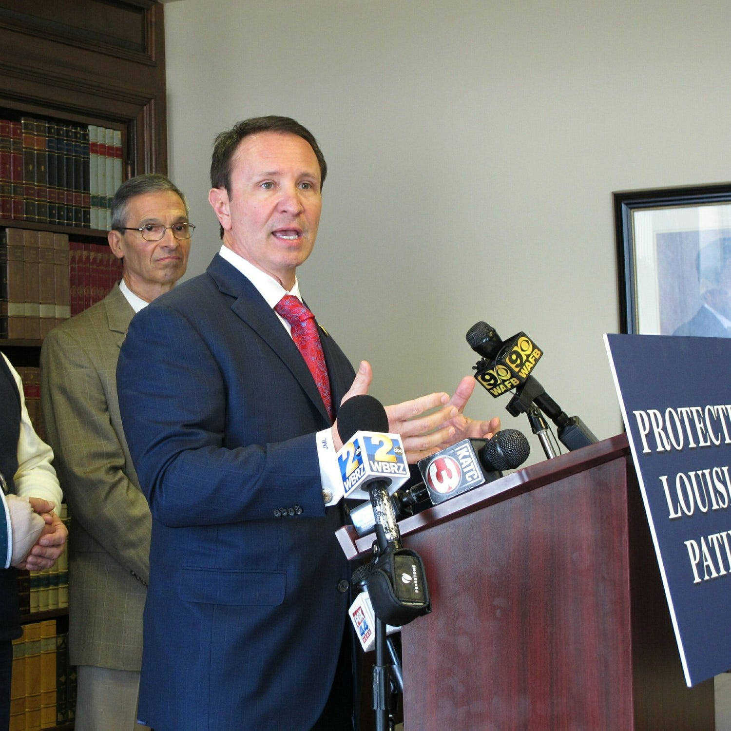 La. supports Medicaid expansion, pre-existing protection, LSU survey shows