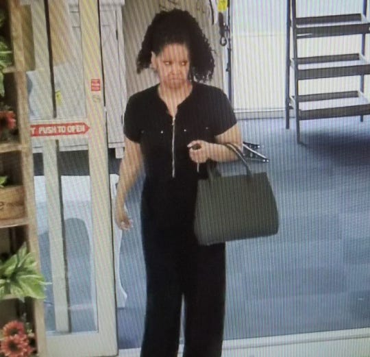 This woman is suspected of stealing $600 of jewelry from Hobby Lobby in Prattville
