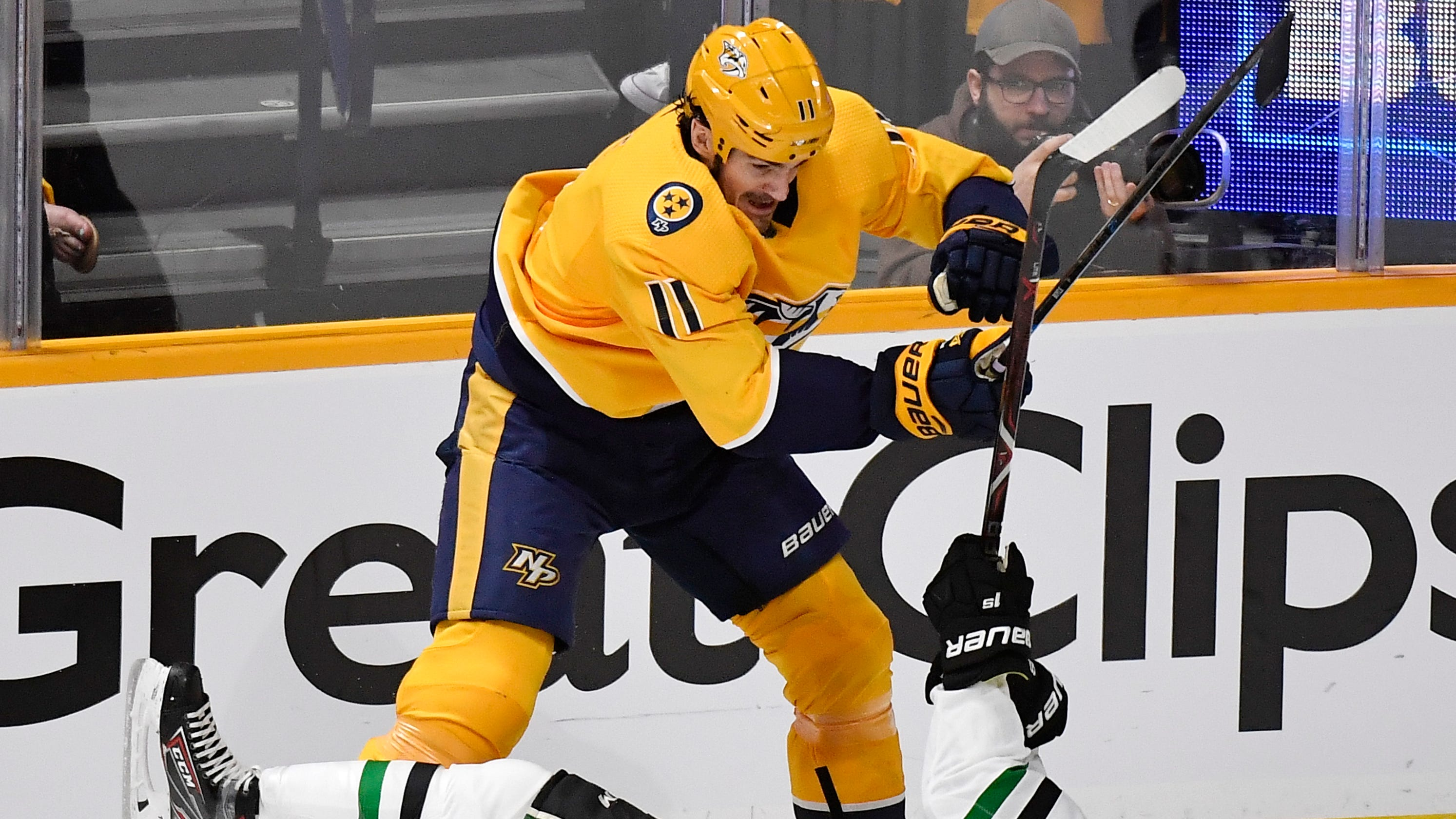 separation shoes 45a24 a00a5 Simmonds, Boyle out; Grimaldi, Salomaki in for Preds vs ...