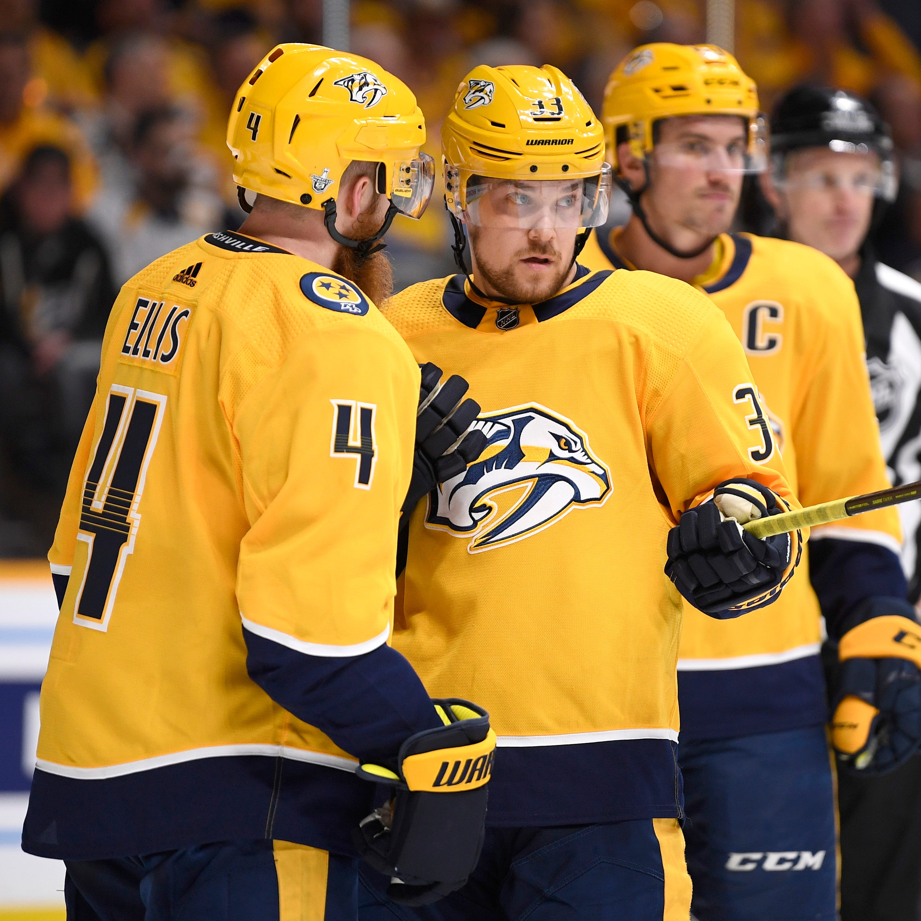 Predators staring down history after Game 1 loss to Stars