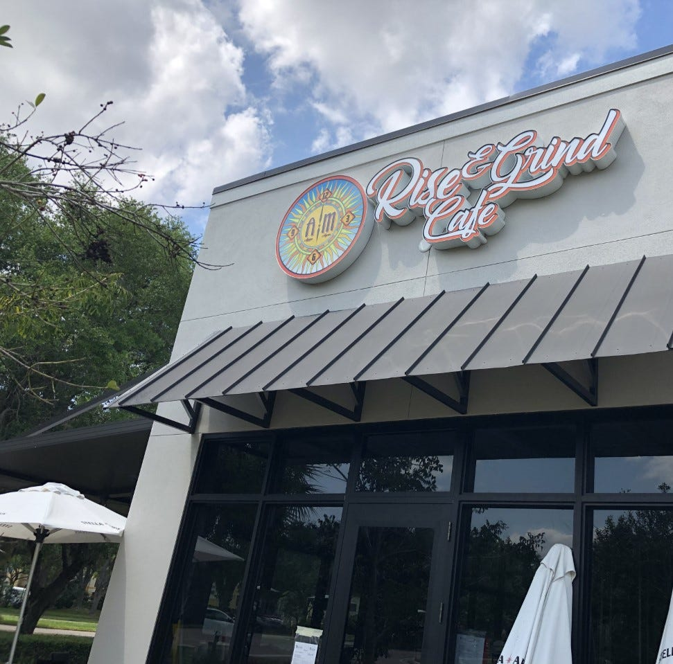 Basile family to bring Rise & Grind Cafe to Gateway — A La Carte