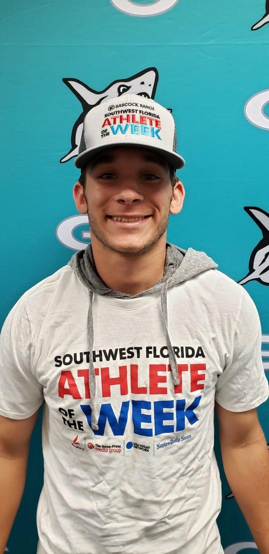 Justin Mattia, Gulf Coast baseball