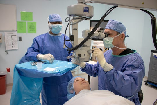 Southwest Florida eye surgeon is at the top of his field nationwide.