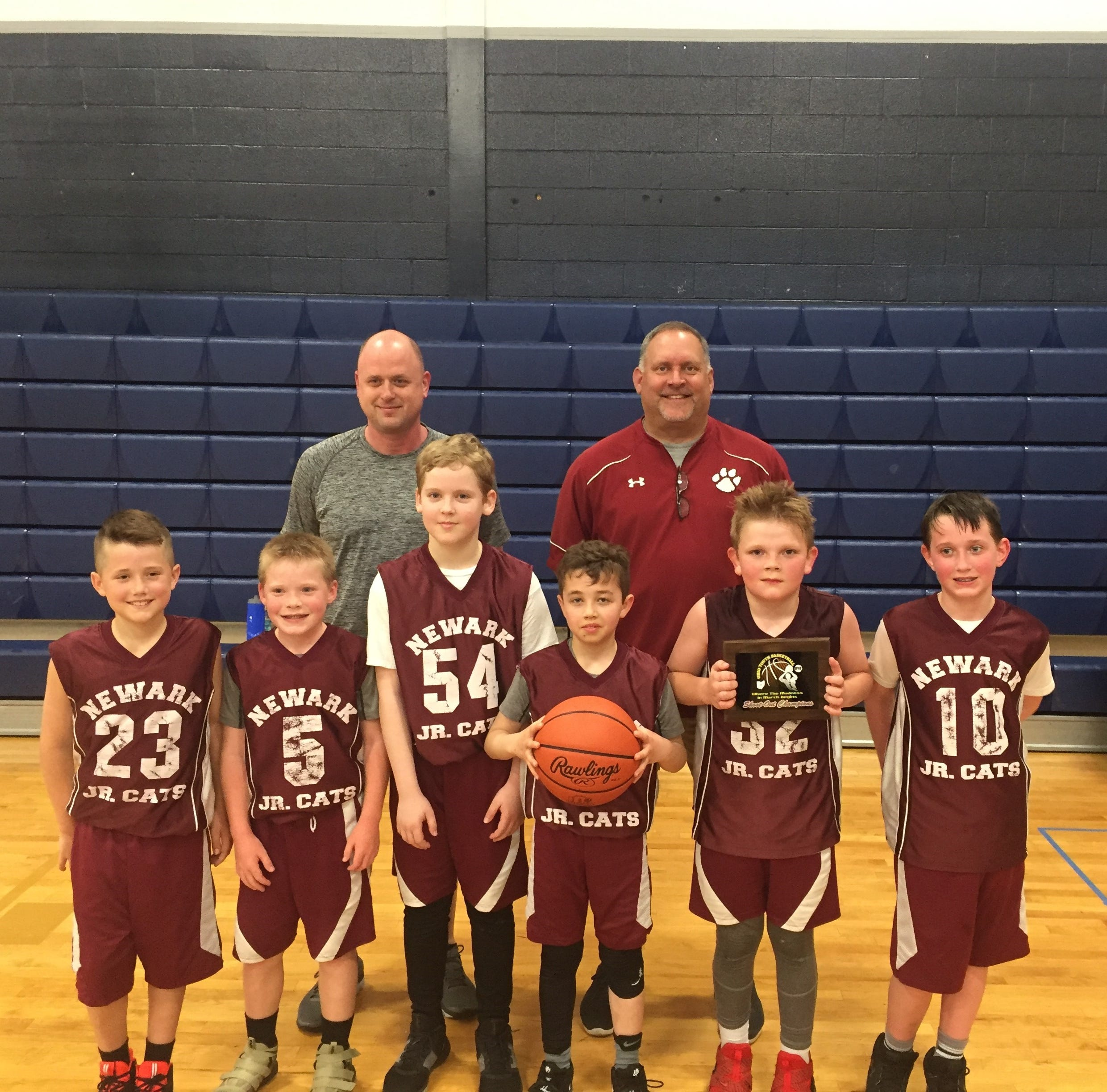 Newark Junior Cats teams win Ohio Youth championships