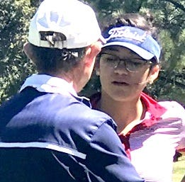 Deming High golf teams win team titles at Leroy Gooch Tournament in Ruidoso, NM