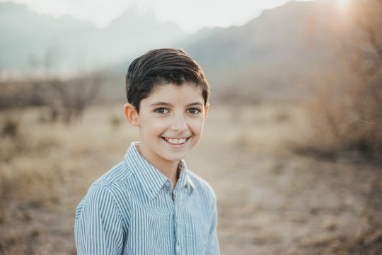 Mason Dean of Las Cruces, will join outstanding elementary school students from across multiple states to take part in a unique academic and career oriented development experience, the National Youth Leadership Forum (NYLF): Pathways to STEM.