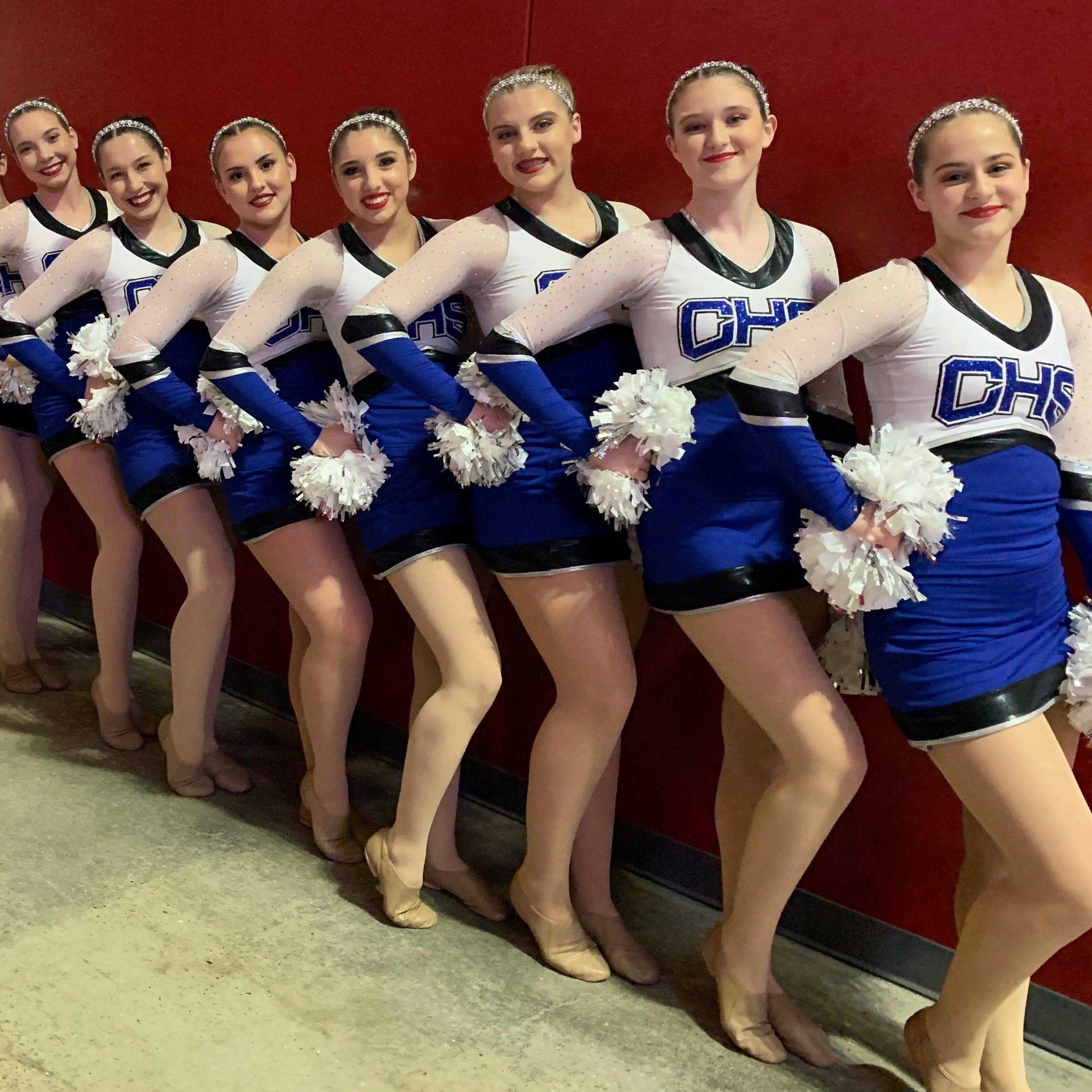 CHS dance team gets two top-10 finishes at State