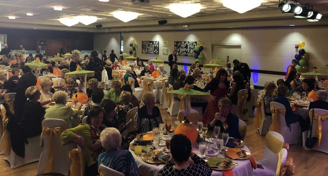 It was a full house at the Women's Club of Indio's annual fundraiser.